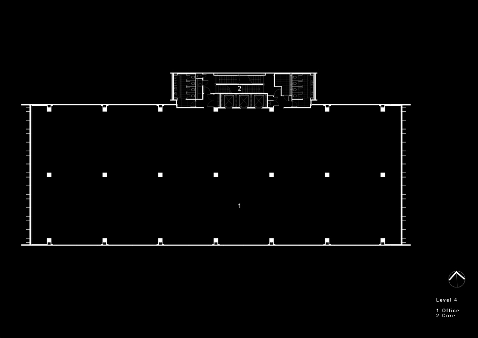 1Building 7 Layout L4 945