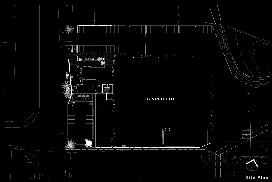 CERES PLAN site plan 945